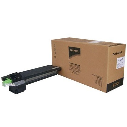 MX-B20NT1 Toner Cartridge - Sharp Genuine OEM (Black)