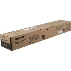 MX-B40NT1 Toner Cartridge - Sharp Genuine OEM (Black)