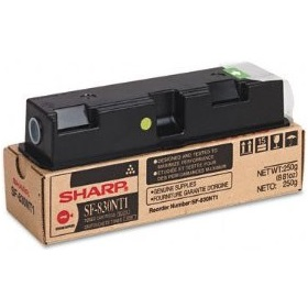 SF-830NT1 Toner Cartridge - Sharp Genuine OEM (Black)