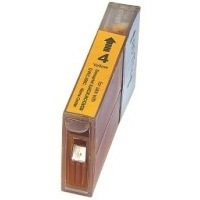8R7663 Ink Cartridge - Xerox New Compatible  (Yellow)