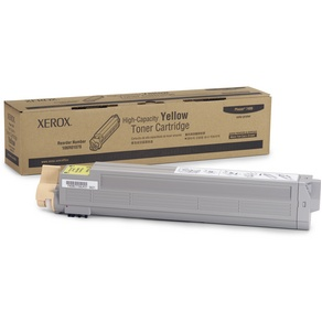 106R01079 Toner Cartridge - Xerox Genuine OEM (Yellow)