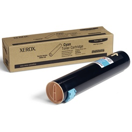 106R01160 Toner Cartridge - Xerox Genuine OEM (Cyan)