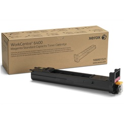 106R01321 Toner Cartridge - Xerox Genuine OEM (Magenta)