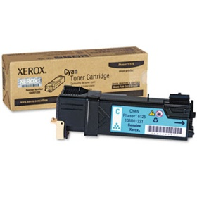106R01331 Toner Cartridge - Xerox Genuine OEM (Cyan)