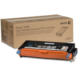 106R01388 Toner Cartridge - Xerox Genuine OEM (Cyan)