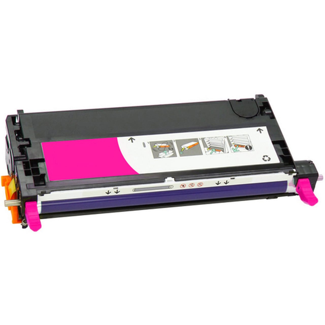 106R01393 Toner Cartridge - Xerox Remanufactured (Magenta)