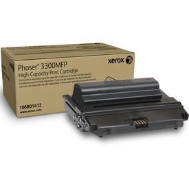 106R01412 Toner Cartridge - Xerox Genuine OEM (Black)