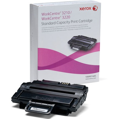 106R01485 Toner Cartridge - Xerox Genuine OEM (Black)