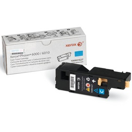 106R01627 Toner Cartridge - Xerox Genuine OEM (Cyan)