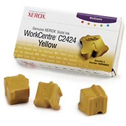 108R00662 Solid Ink Sticks - Xerox Genuine OEM (Yellow)