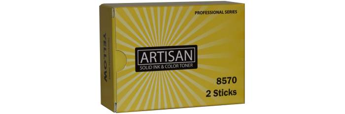 108R00928 Solid Ink Sticks - Xerox Compatible (Yellow)