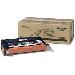 113R00723 Toner Cartridge - Xerox Genuine OEM (Cyan)