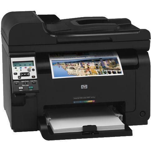 hp laserjet pro 100 color mfp m175nw manual