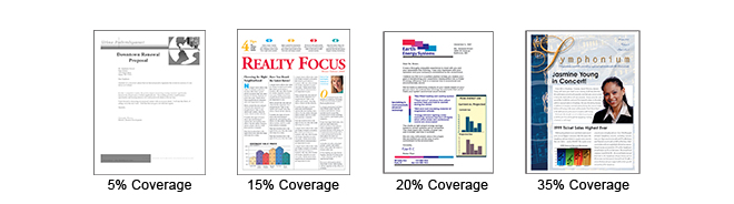 sample page coverage