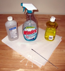 Inkjet Cleaning Supplies