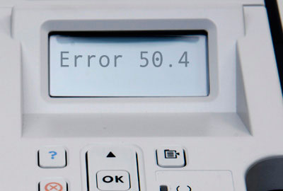 Error Code 50.4