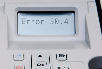 Error Code 50.4