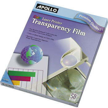 Laser Transparency Paper
