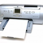 Front-loading U-Path Printer