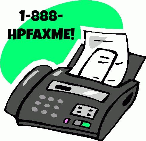 HP Fax Test