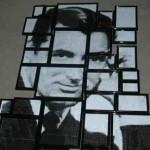 Cary Grant rasterized