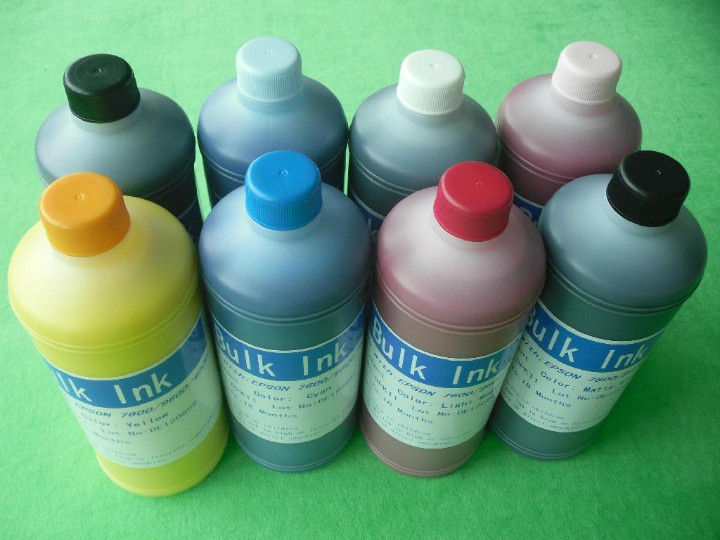 Pigment-based Inks