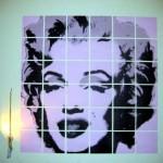 Rasterbator Marilyn