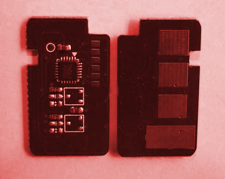 Toner Cartridge Chips