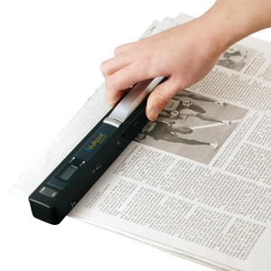 Wand Scanner