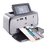 HP Photosmart A646 Compact Printer