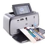HP Photosmart A646 Compact Printer