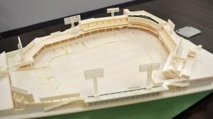 3D Fenway Park