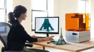 Formlabs prosumer 3D printer
