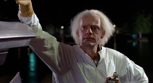 Christopher Lloyd Back To The Future