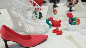 Fuji 3D Printer Kiosk