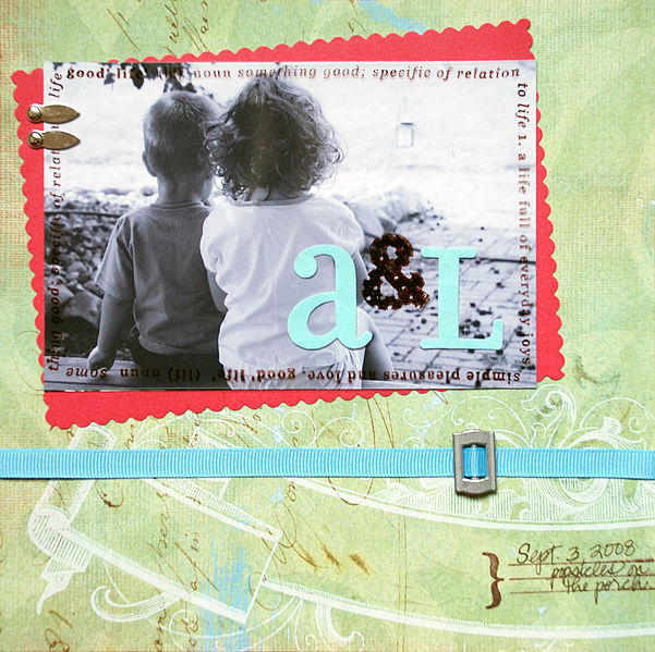 Scrapbook Photos