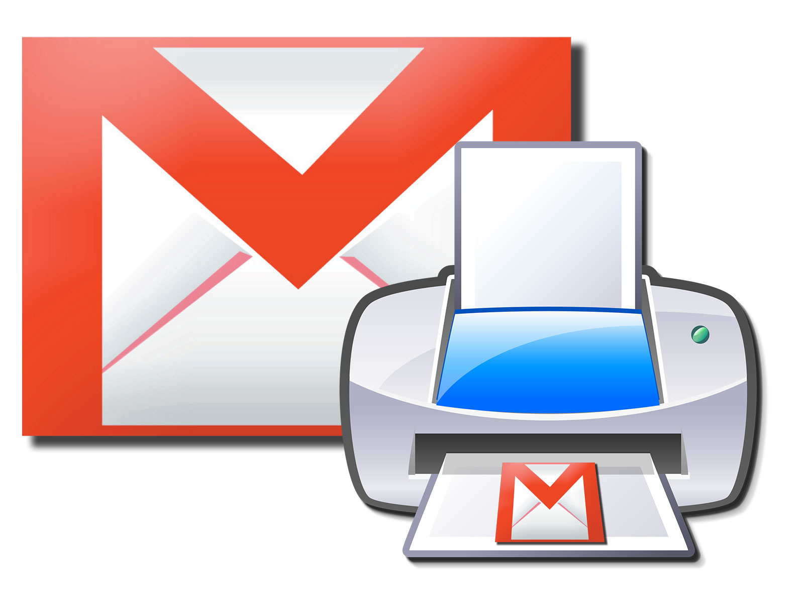 Printing Gmail Emails