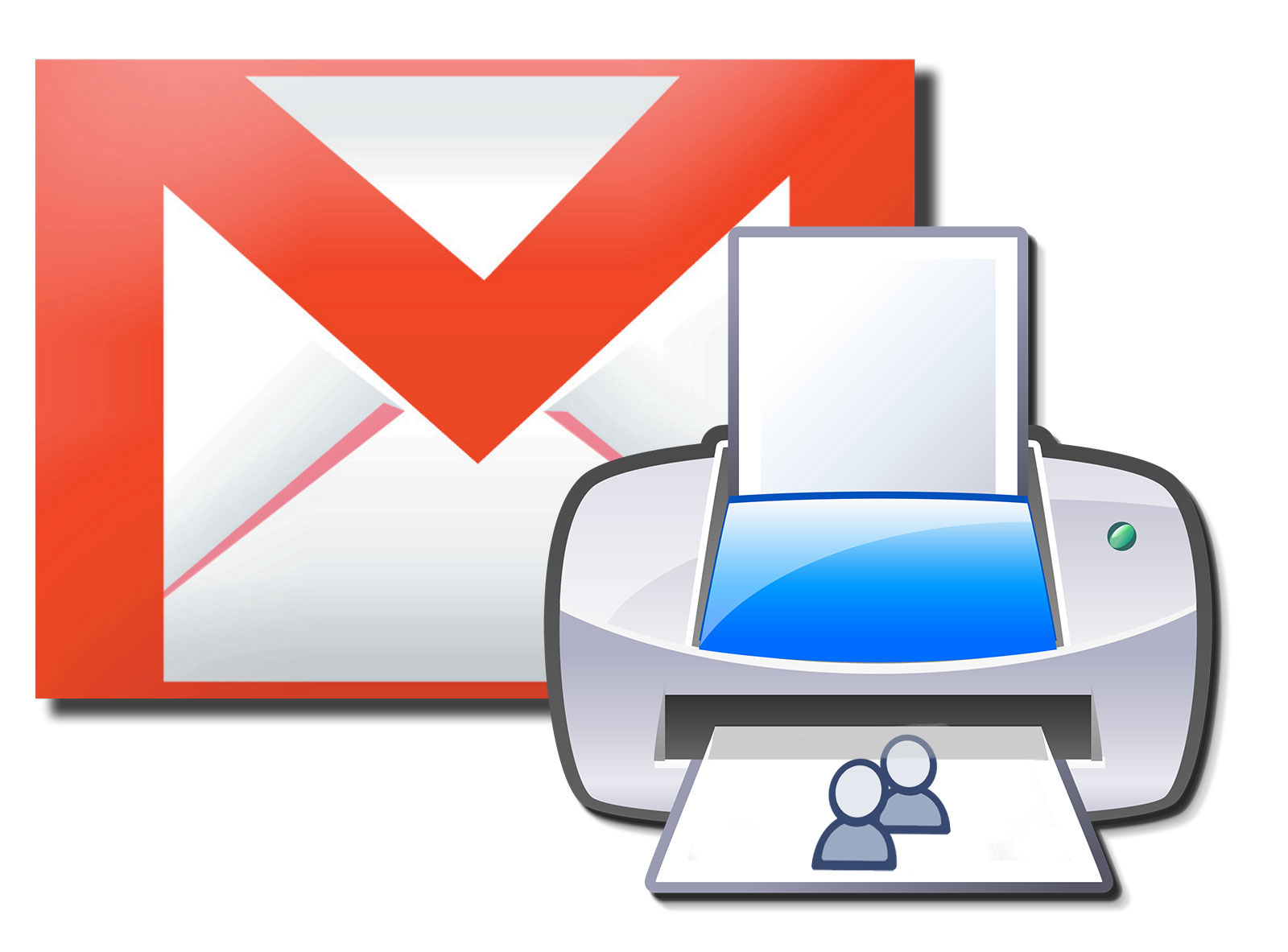Printing Gmail Contacts