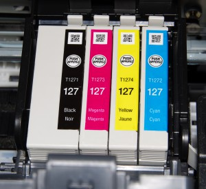 CMYK Cartridges