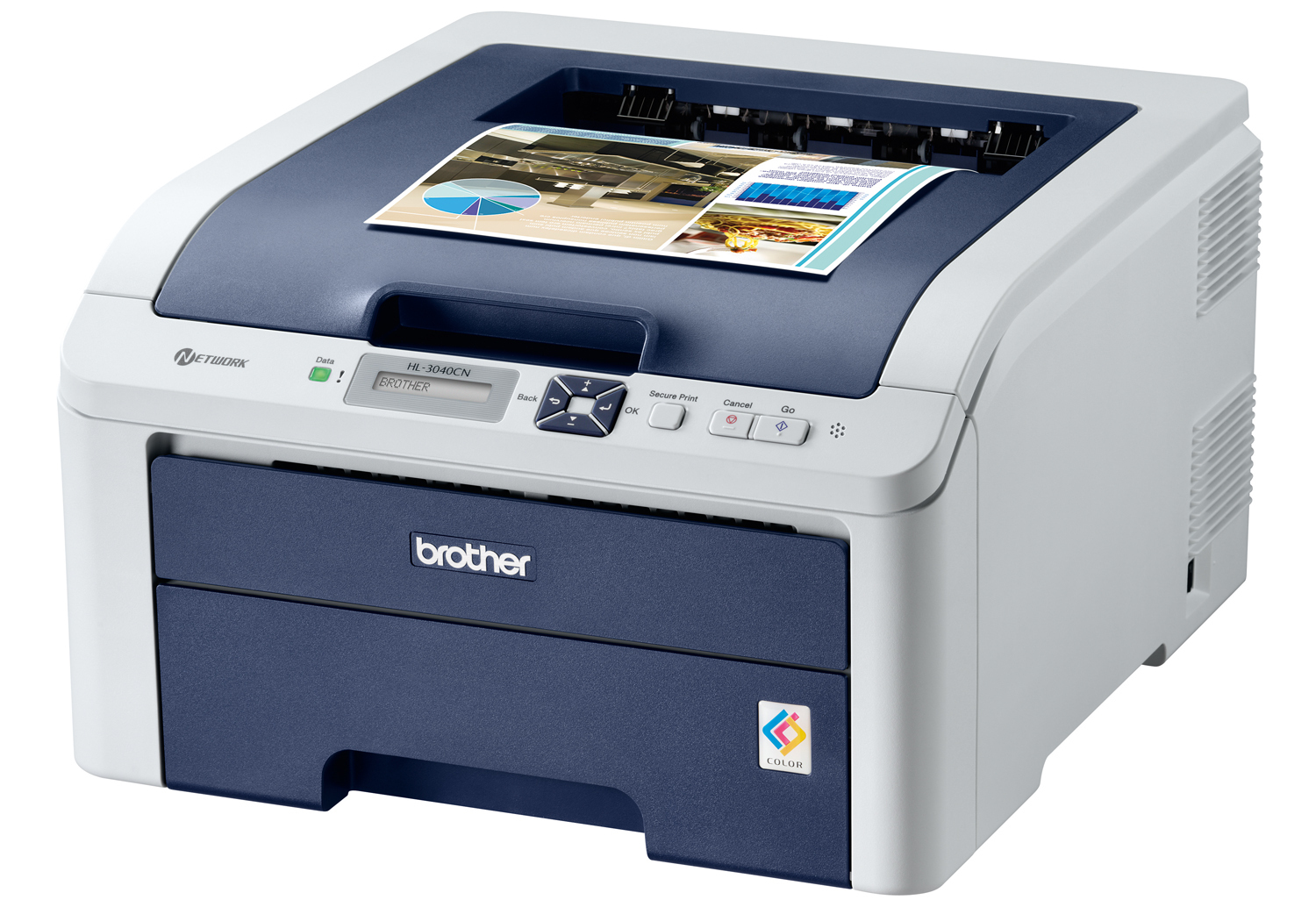 how to connect brother wireless printer hl 4570cdw to wifi