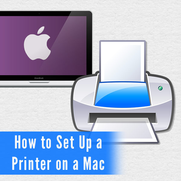 Printer and Mac