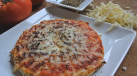 Natural Machines Foodini 3D Printing Pizza