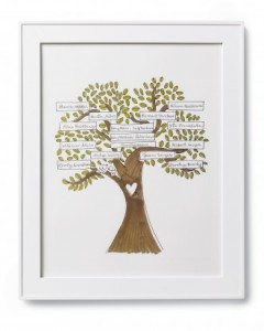 Printable Family Tree Craft
