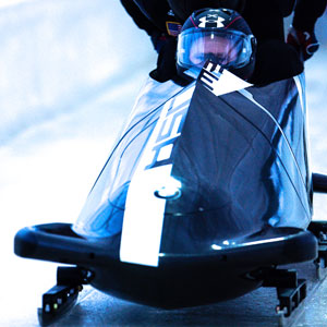 BMW Olympic Bobsled