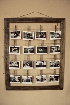 Do It Yourself Picture Frame