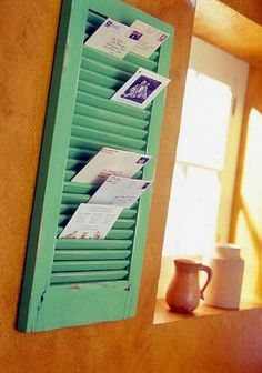 Do It Yourself Shutters