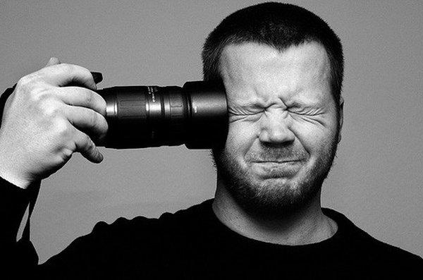 Camera Frustration