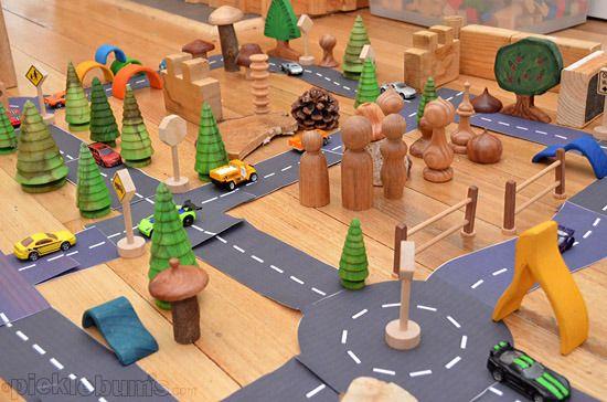 Paper Roads