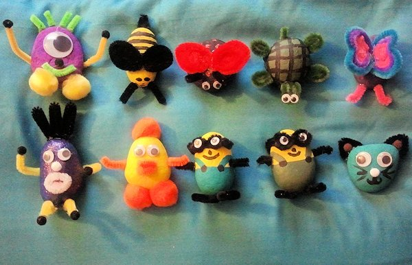 Creative Crafts For Bored Kids