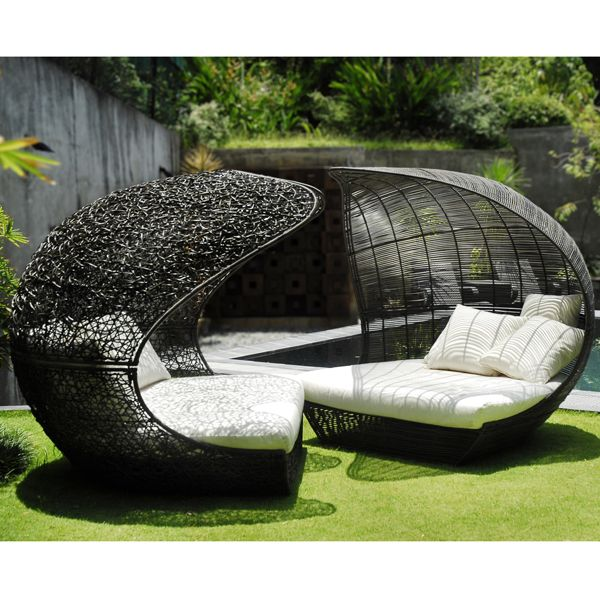 Wicker Chair Outdoor Furniture Ideas